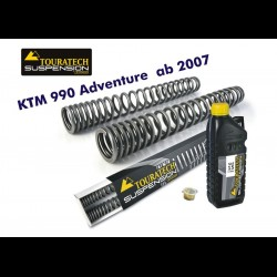 Touratech Progressive fork springs for KTM 990 Adventure from 2007 RRP 649