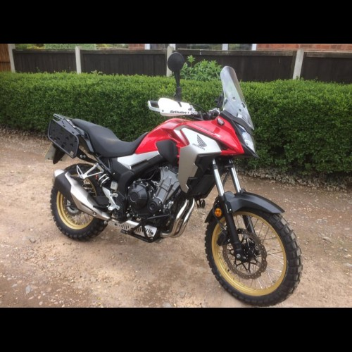 Honda Cb500xf Engine Guard Rrp 437