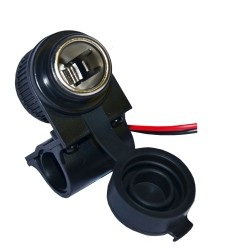 12V Auxillary Waterproof Socket RRP 102