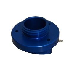 Husqvarna 701 Billet Filler Adaptor Blue-RRP 577