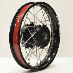 "CRF1000L H/D Rally 21""/18"" Wheels-RRP 594"