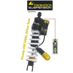 Touratech Suspension Shock Absorber Extreme for CRF1000L-RRP 655