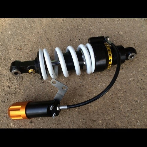 Nc750s Std Amp Nc750x Lower Tractive Rear Shock