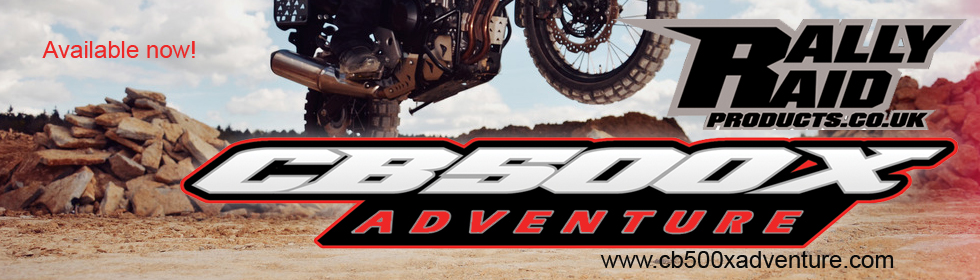 Rally Raid Products